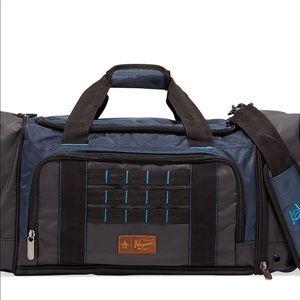New Men's Highfield Duffel Bag, Navy